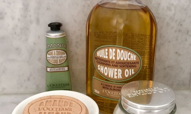 L'OCCITANE Almond Bath And Body Care