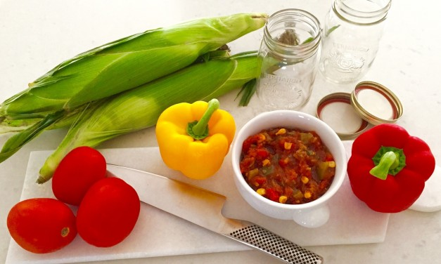 Nana Pat's Spicy Salsa