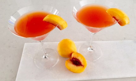 The Peach Bellini