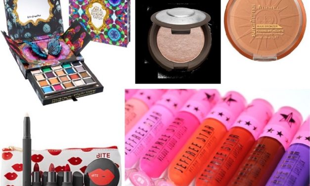 Top 5 Make Up Must Haves For Summer