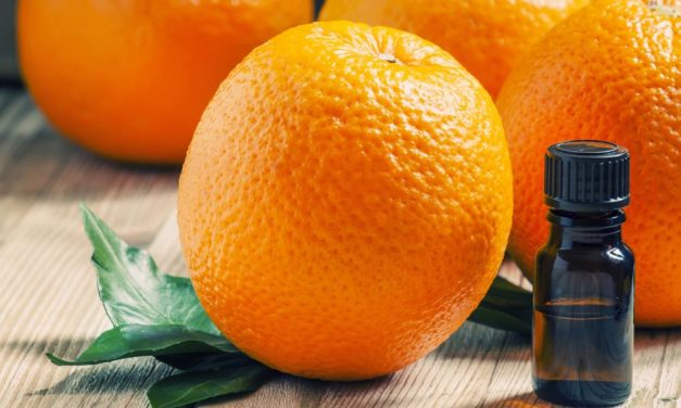 Essential Oils At Home ~ Orange