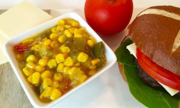 Nana Pat's Corn Relish