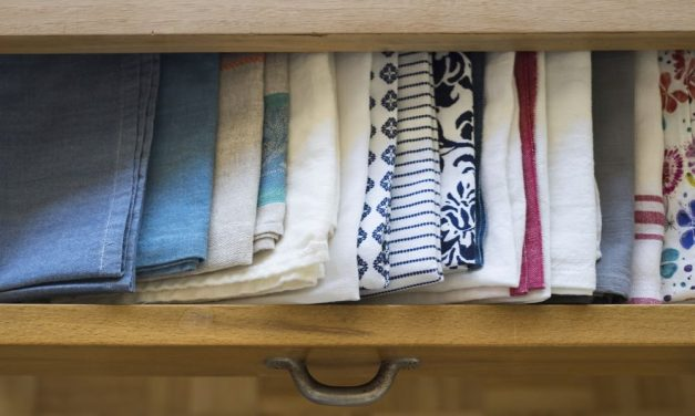 Laundering Your Kitchen Linens