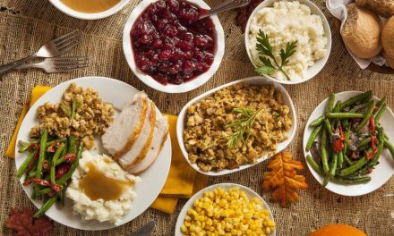 Tips To Staying On Track During Thanksgiving!