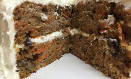 Nana's Pat Carrot Cake
