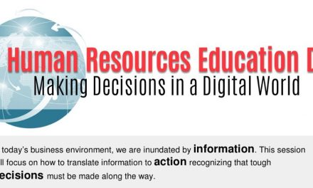 Human Resources Education Day – Making Decisions In A Digital World