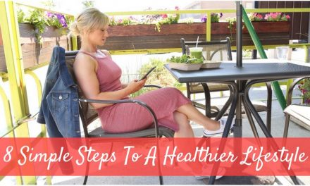 8 Simple Steps To A Healthier Lifestyle