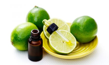 Essential Oils At Home ~ Lime