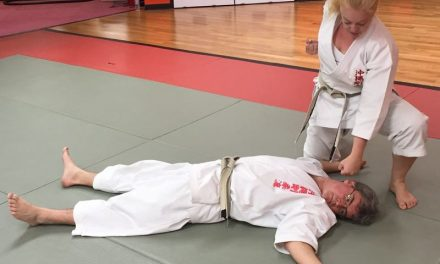 Make Martial Arts Part Of Your New Year's Routine