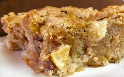 Nana Pat Apple Spice Cake