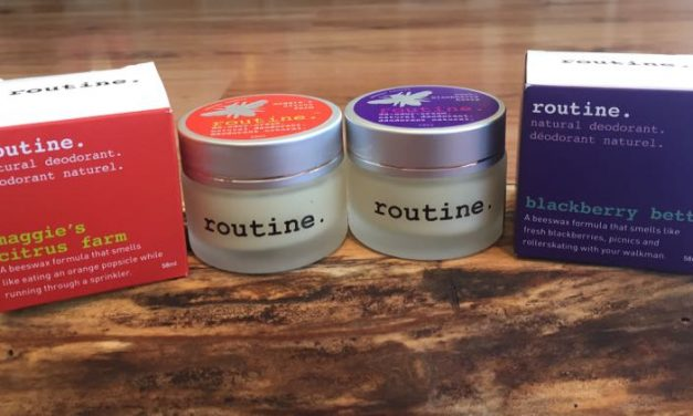 Routine De-Odor-Cream Natural Deodorant