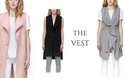 Mint Boutique The Vest