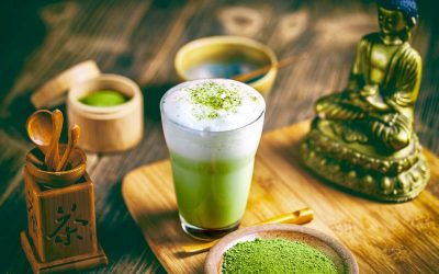 Becoming A Natural Beauty With Dorri Matcha Tea