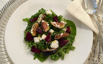 Fig And Beet Salad