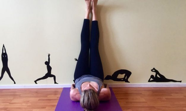 3 Yoga Poses To Help With Lymphatic Drainage