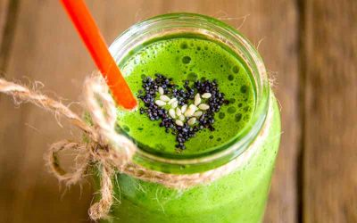 Gorgeously GreensDetox Smoothie