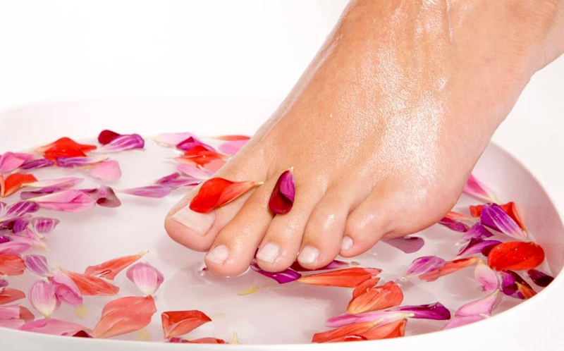 9e9d52bdf58 Well groomed and kept feet are a reflection of your inner health and  beauty. Your pedicure experience should include a soothing foot soak with  aromatherapy ...