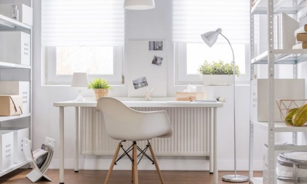 Make Your Home Office A Space For Wellness & Creativity
