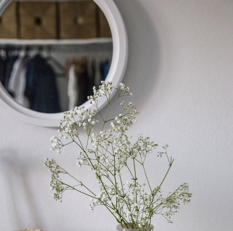 These Are Perfect For Storing Away Linen Or Some Out Of Season Clothes,  Giving Your Room A Clean Look. Mirrors
