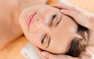 The Benefits Of Pressure Point Facial Massage