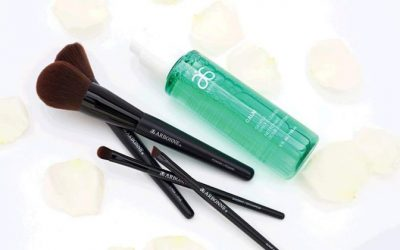 Spring Cleaning Your Make Up Brushes