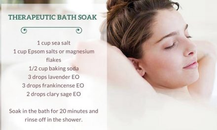 Therapeutic Bath Soak