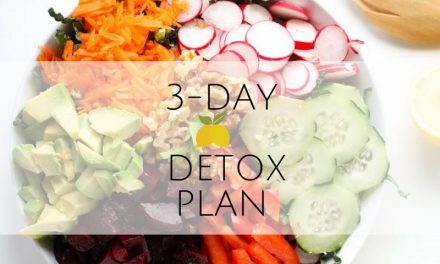 Simple 3 Day Detox Plan To Jumpstart Your Cleanse