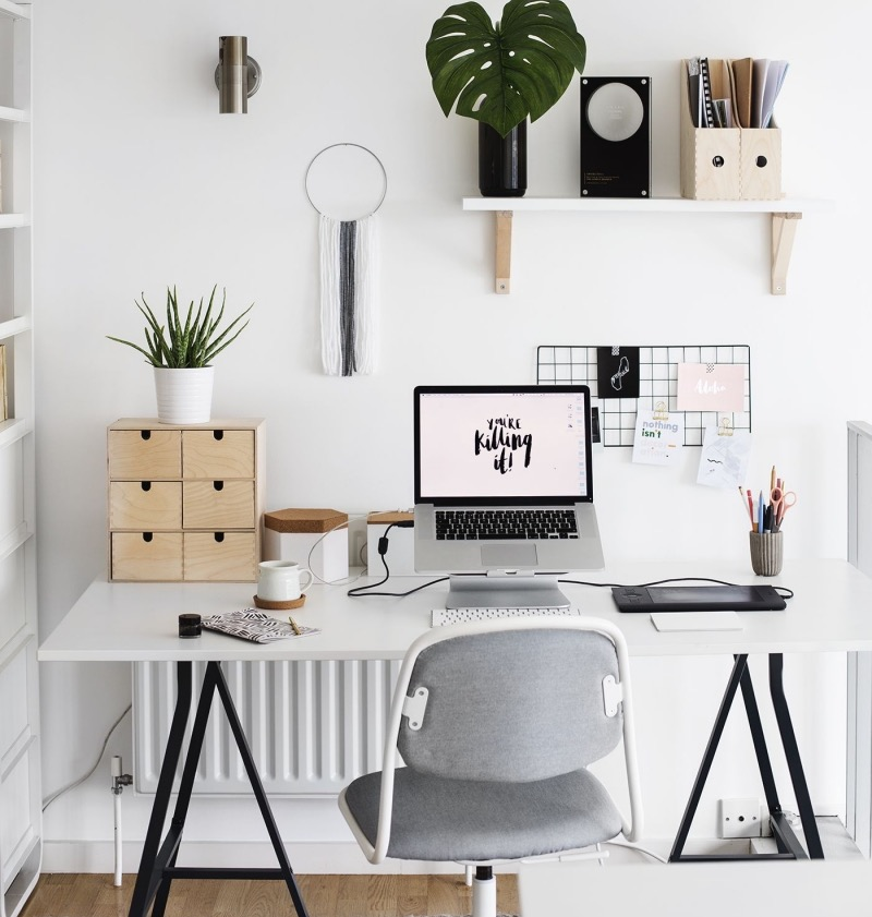 Creative Home Office Ideas: Working From Home In Style