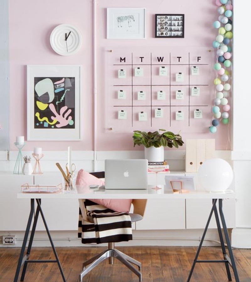 Office Ideas For Work Here to help you are some great tips on creating the ideal home office, so  that you can truly work from home in style.