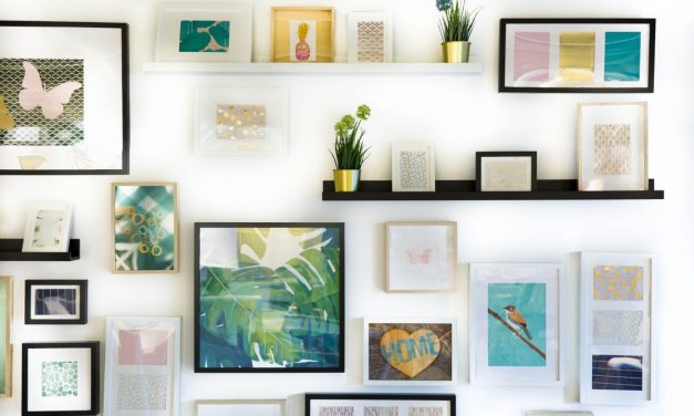 5 Creative Ways To Make A Home Gallery Wall