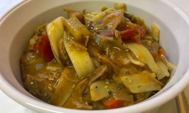 Nana Pat's Gluten Free Turkey Fettuccine Noodle Soup