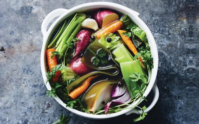 Magic Mineral Broth Recipe