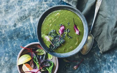 Power Green Soup