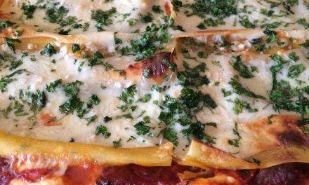 "Nana Pat's ""Take"" On The World's Best Lasagna"