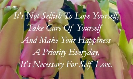 My 3 Favourite Quotes To Inspire Self Love