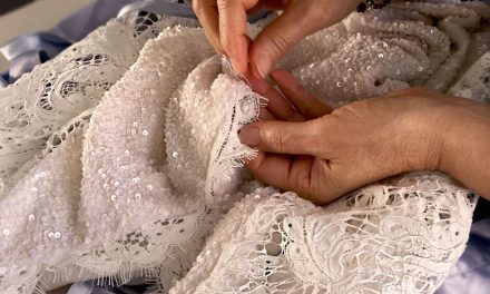 The Privilege Of Designing And Hand Making Bridal Gowns