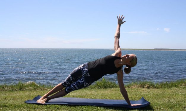 Yoga Poses For Summer Ready Arms