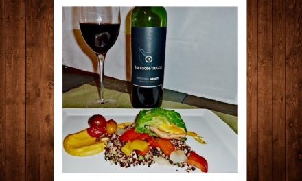 Arctic Char With Quinoa Salad