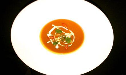 Pumpkin Curry Coconut Soup