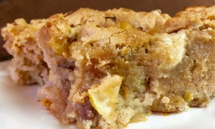 Gluten Free Apple Spice Cake