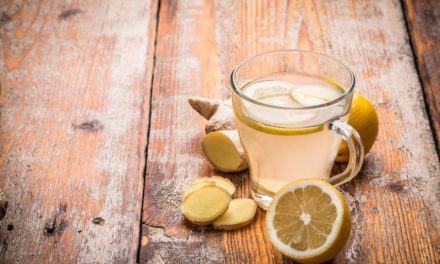 Homemade Ginger Tea Tonic