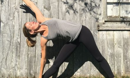 Yoga Poses For Pre And Post Hiking