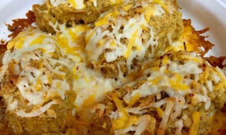 Southwest Stuffed Chicken Roll Ups