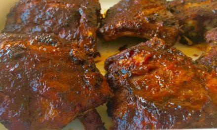 Nana Pat's Barbecue Ribs