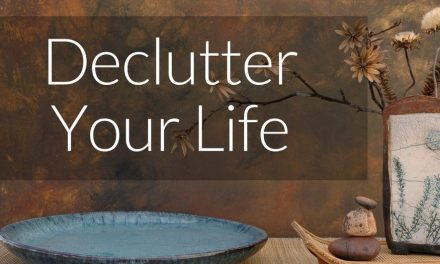 Declutter Your Life In September