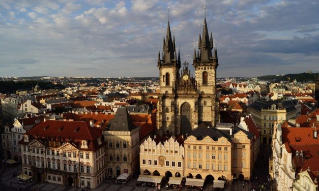 A Digital Nomad's Guide To Prague