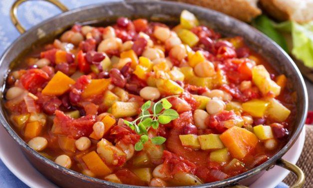 My Winter Cruciferous Vegetable Stew